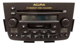 acura radio navigation cd changer repair hi tech. Black Bedroom Furniture Sets. Home Design Ideas