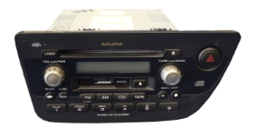 acura rsx radio cd player 2005to2006 transparent