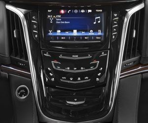Cadillac Escalade Touch Screen 2014 to 2016