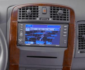 Cadillac-SRX-Navigation-2005-2006