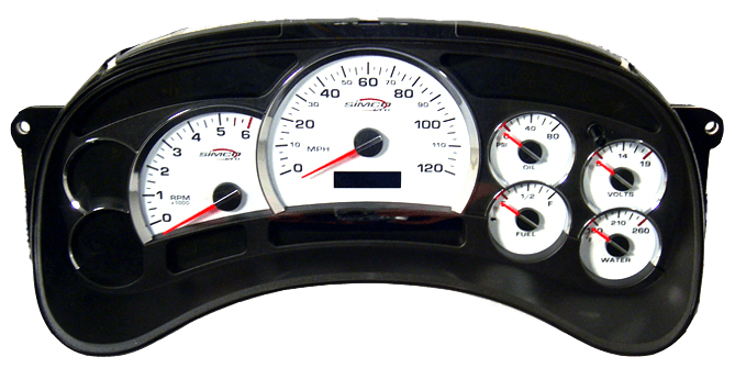 Speedometer Cluster Repair Hitech Electronic Servicesrhhitechserv: Instrument Panel Wiring Diagram Likewise Chevy Truck At Gmaili.net