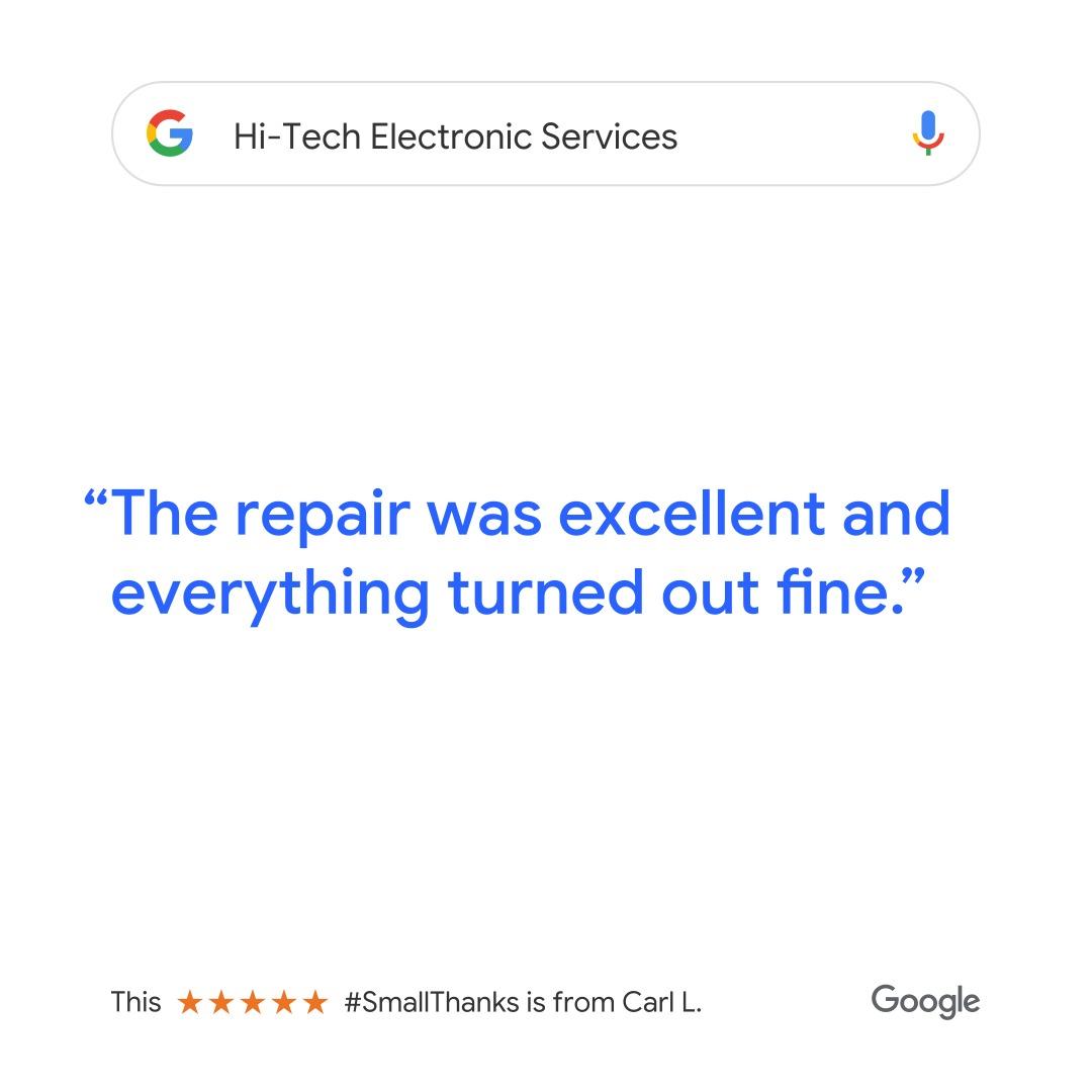 Hi-Tech reviews