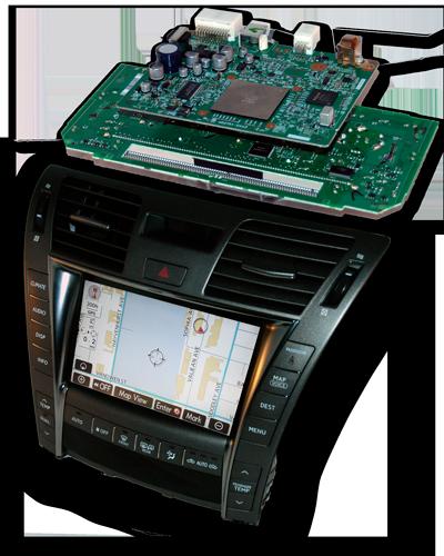 Car Audio Video Navigation Service Center
