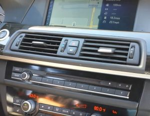 BMW 5 Series 535  Navigation, Radio, Display