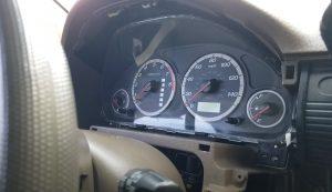 Speedometer Cluster from Honda CRV 2006