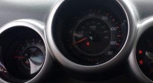 Speedometer Cluster Honda Element