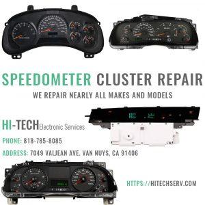 Speedometer Cluster Repair - instrument-cluster