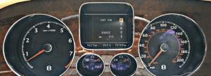 Bentley Speedometer Cluster 2005