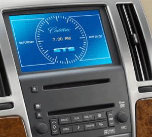 cadillac-sts-navigation