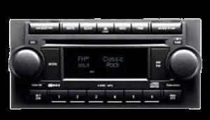 Chrysler Mopar DVD 6 CD 05 07