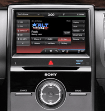 Ford_Flex_Navigation_CD_Player_13-16