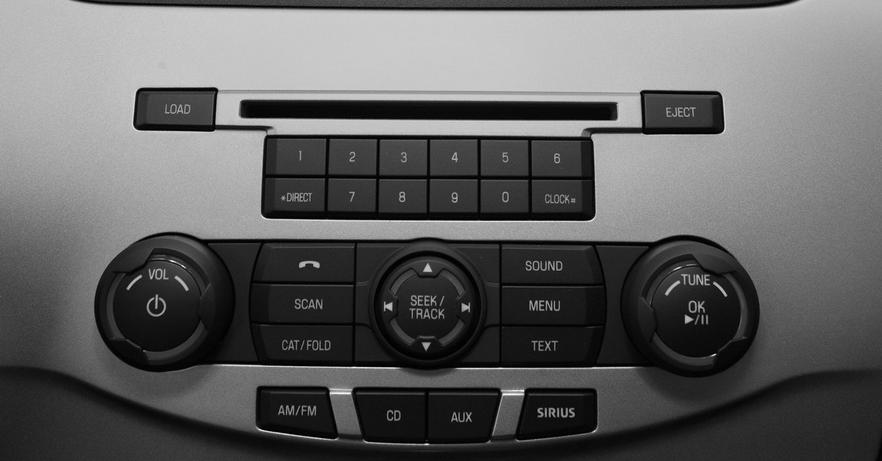 2009 ford focus radio upgrade
