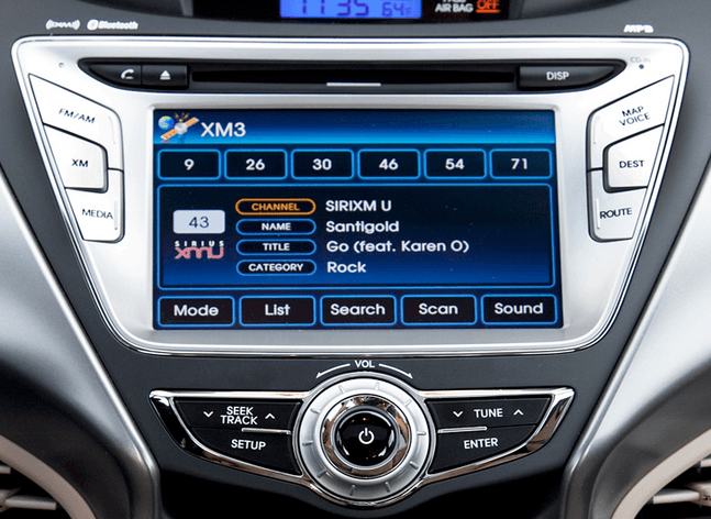 Hyundai Radio Repair