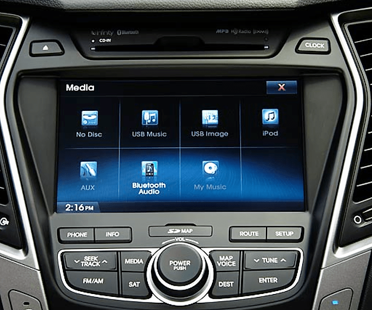 Hyundai_SantaFe_Radio_Navigation_Display_13-15
