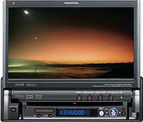 Kenwood KVT-717DVD