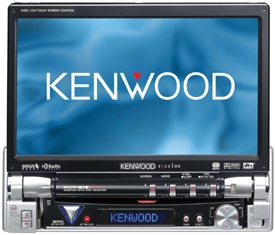 Kenwood KVT-815DVD