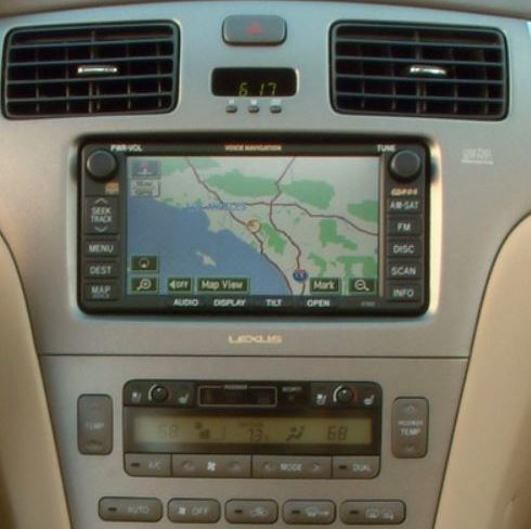 lexus-es300-navigation-cassette-6-cd-changer-2003to2006