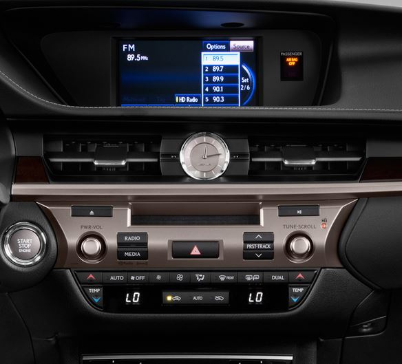 Lexus Navigation CD Changer DVD Display Cluster Repair - Lexus
