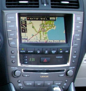 lexus-is250-is350-navigation-cd-changer-2006to2008