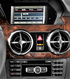 Mercedes Navigation CD Changer DVD Display Cluster Repair