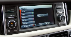 Range Rover, Land Rover Navigation, Display, CD Changer & Radio Repair