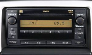 toyota 4runner jbl 6 cd changer 2003to2009