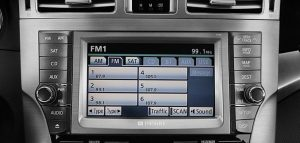 toyota avalon in dash cd changer 2011to2012