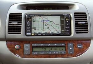 toyota camry navigation in dash cd changer 2002to2006