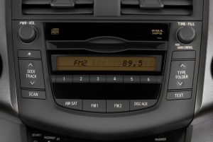 toyota rav4 non jbl radio 6 cd player 2006to2011