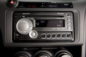 toyota scion radio