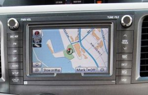 toyota sienna jbl navigation cd changer 2011to2013