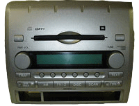 toyota tacoma cd player 05 08