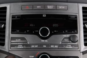 toyota venza non jbl radio cd player 2009to2012